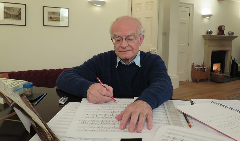 John Rutter (Collegium Records)