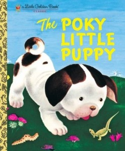 The Poky Little Puppy book. Photo: goodreads.com