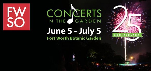 The Big Deal Fort Worth Symphony Orchestra 39 S Concerts In The Garden The Music Of U2 Art Seek