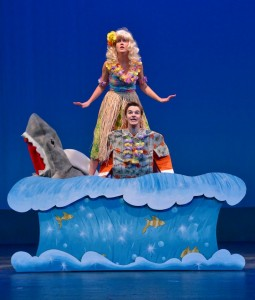 It's a musical trip around the world with Flat Stanley. Photo: Dallas Children's Theater