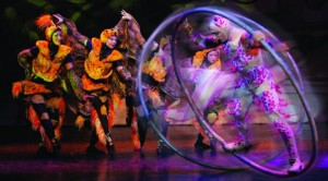 Cirque Dream Jungle Fantasy. Photo: ATTPAC