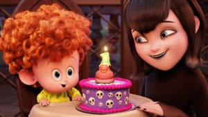 Catch 'Hotel Transylvania 2' with your special kid. Photo: Sony