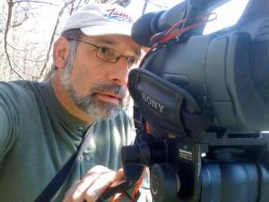 Producer, director and editor Mark Birnbaum
