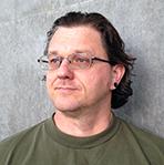 Darryl Lauster. Credit: uta.edu
