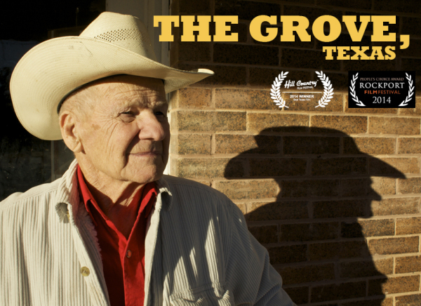 Moody Anderson in 'The Grove, Texas.'