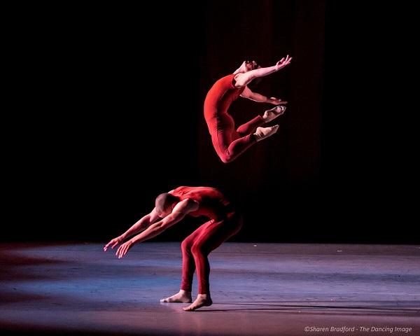 Photo: Bruce Wood Dance Project