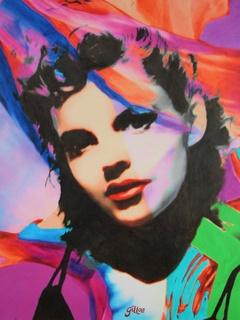 """Judy Garland"" by James Gill"