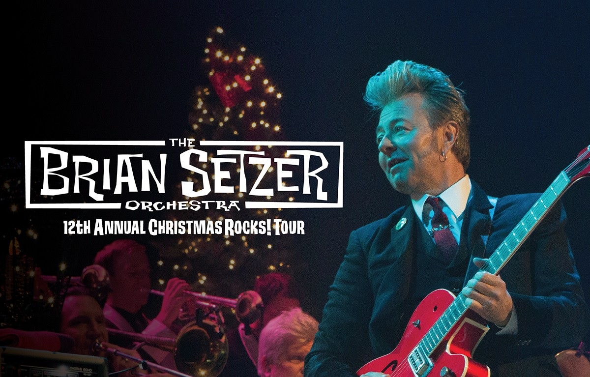 The Big Deal: The Brian Setzer Orchestra 12th Annual Christmas ...