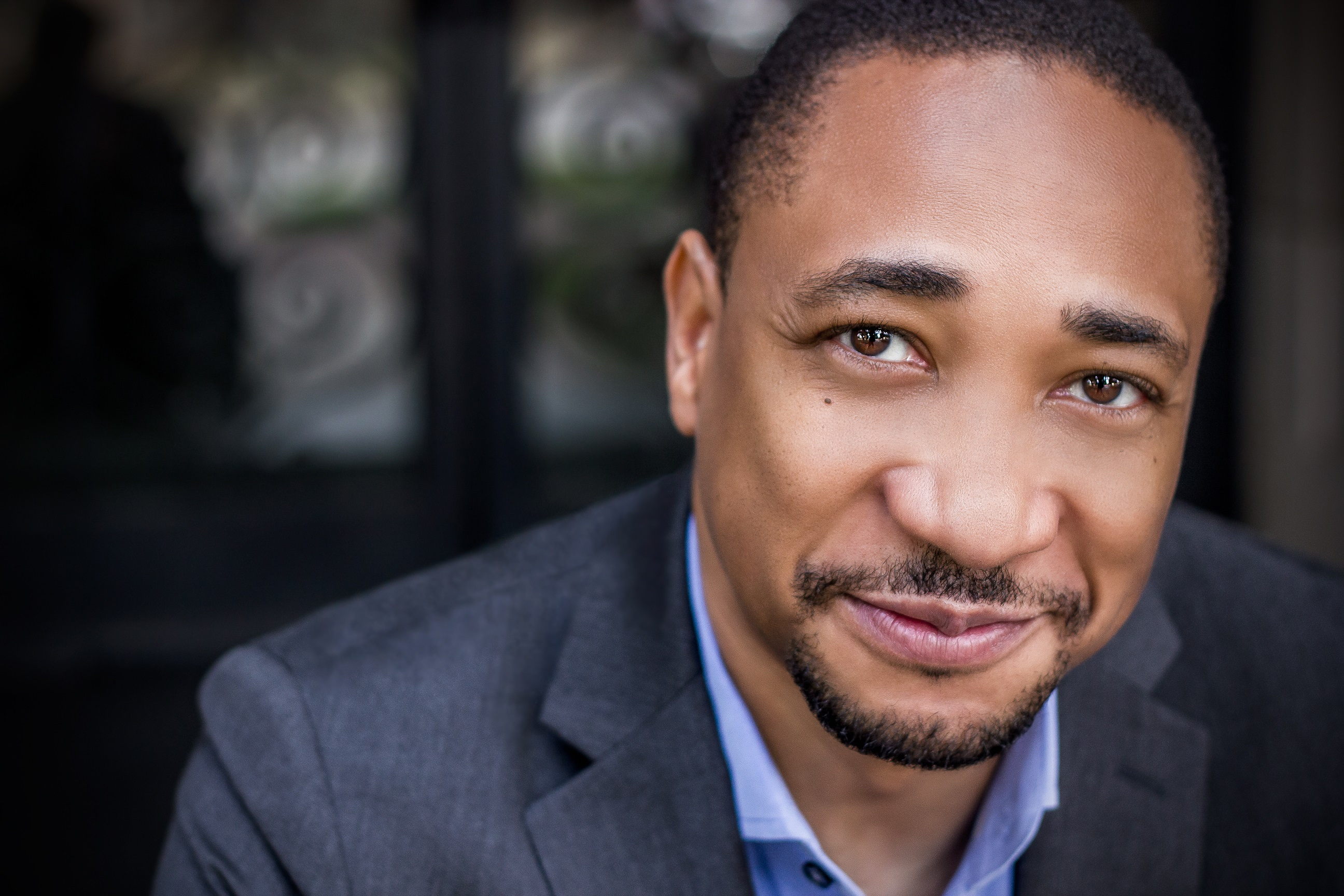 Damon Gupton Photo: Fort Worth Symphony Orchestra