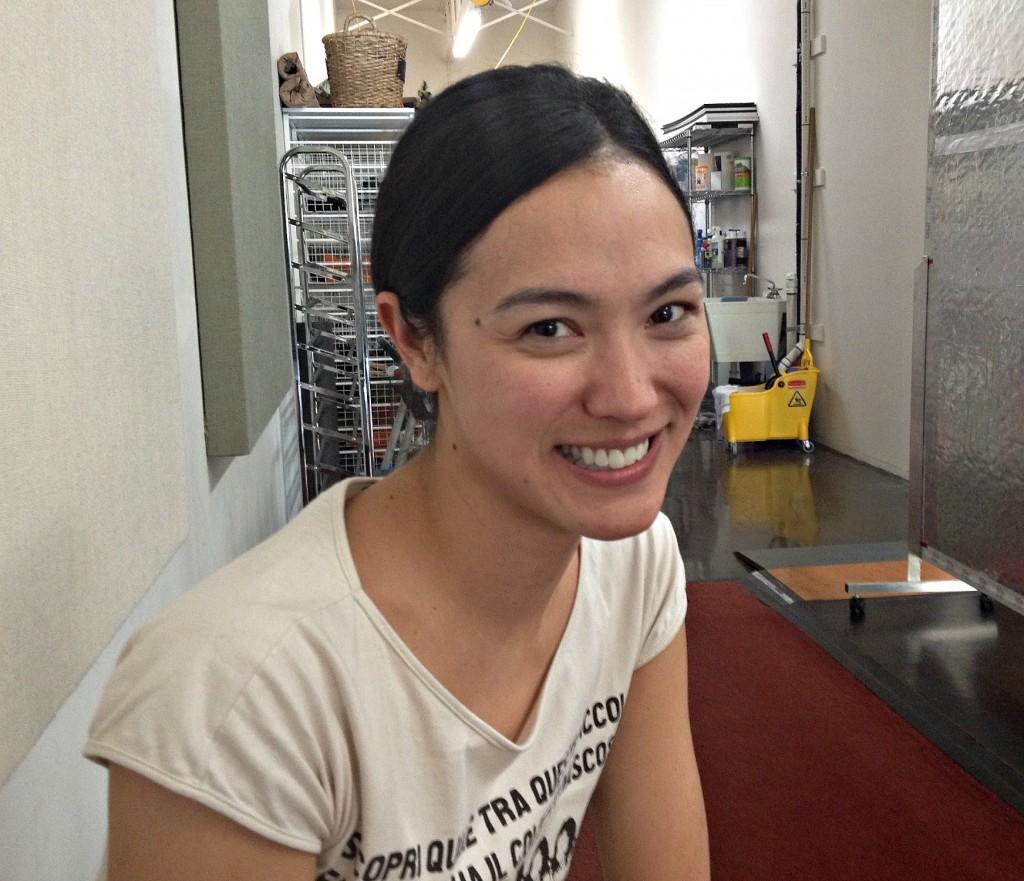 Kimi Nikaidoh, artistic director, Bruce Wood Dance Project.