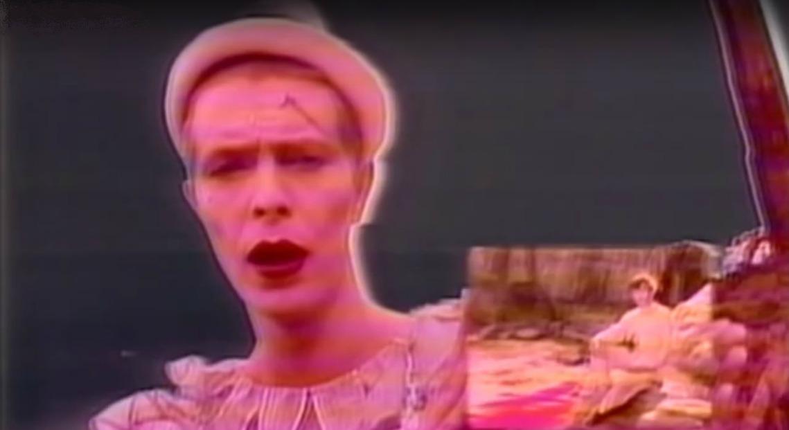 david bowie music videos