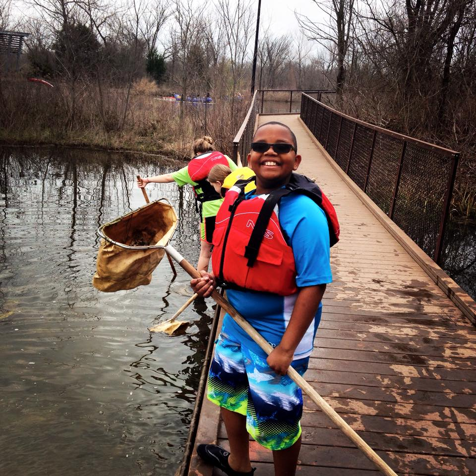 Spend this this spring break with Mother Nature. Photo: Trinity River Audubon Center