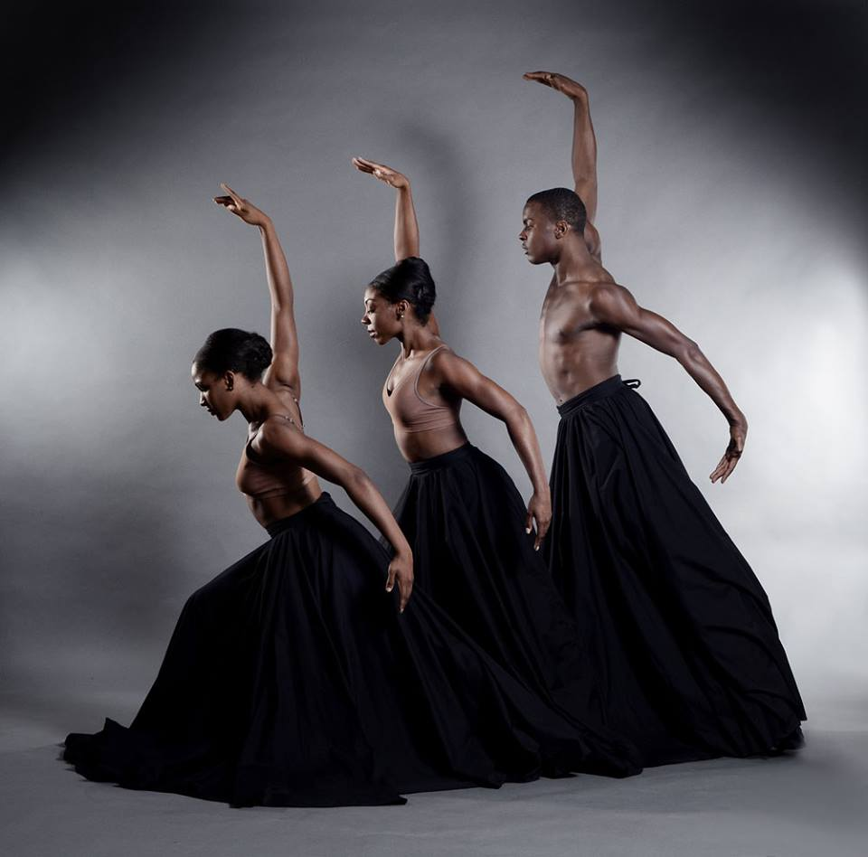 Opaque, choreographed by DBDT II Artistic Director Nycole Ray (Photograph by Brian Guilliaux.)