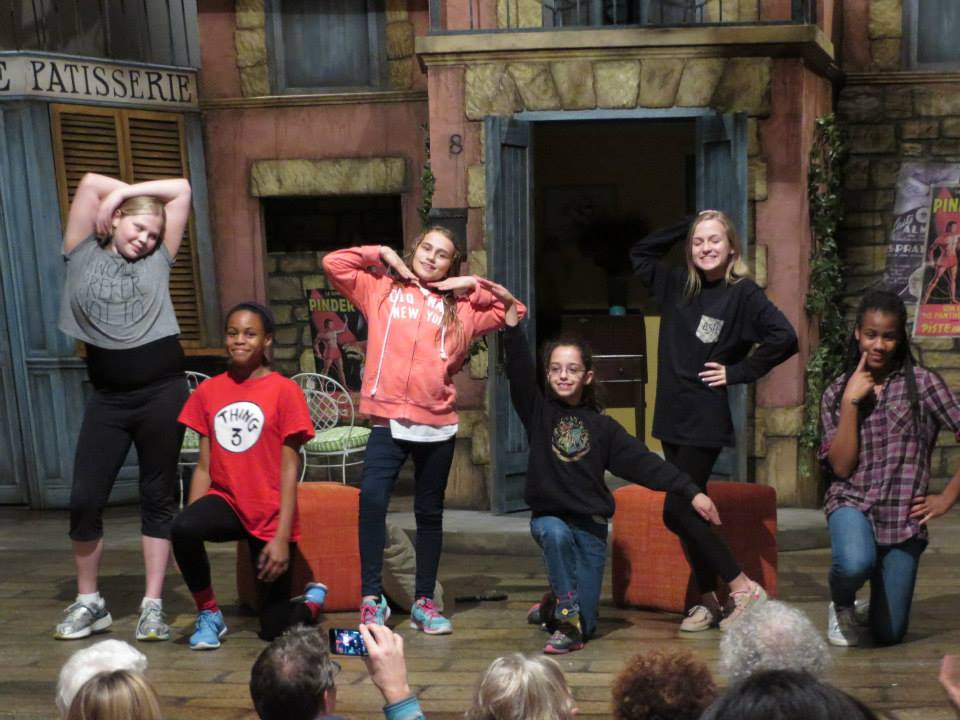 Put on a show at DTC's acting camp. Photo: Dallas Theater Center