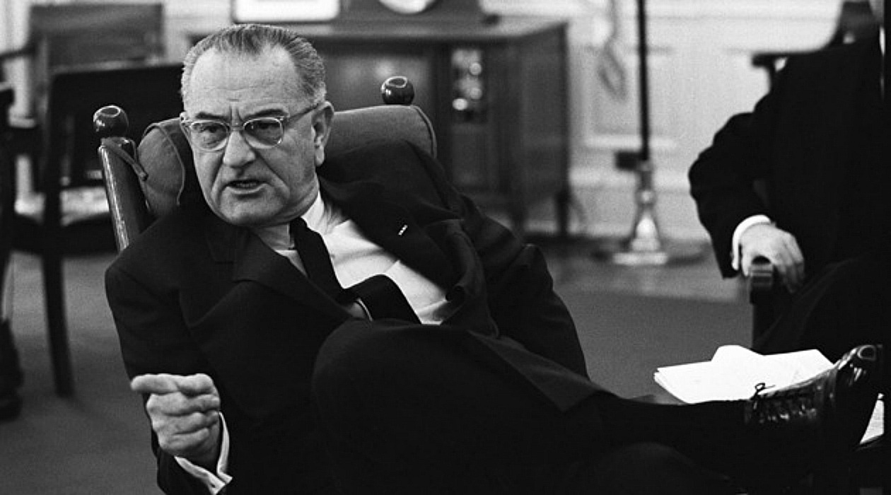 dbq 07 lyndon b johnson Was lyndon b johnson's position on civil rights driven by principle or politics update cancel what if lyndon b johnson never signed the civil rights act.