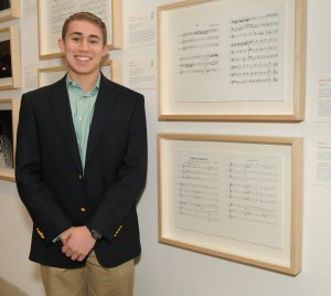 Austin Ali, Young Master of Music Theory, 18.
