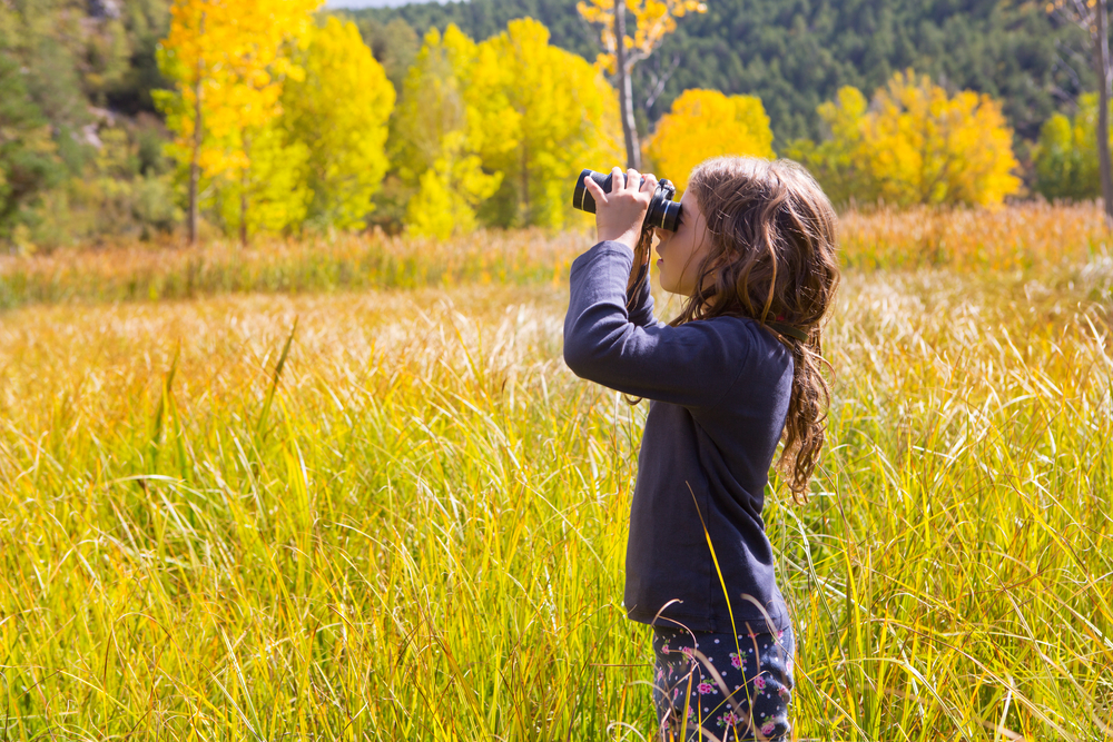 Go outside and see what you can see this spring break. Photo: Shutterstock.com