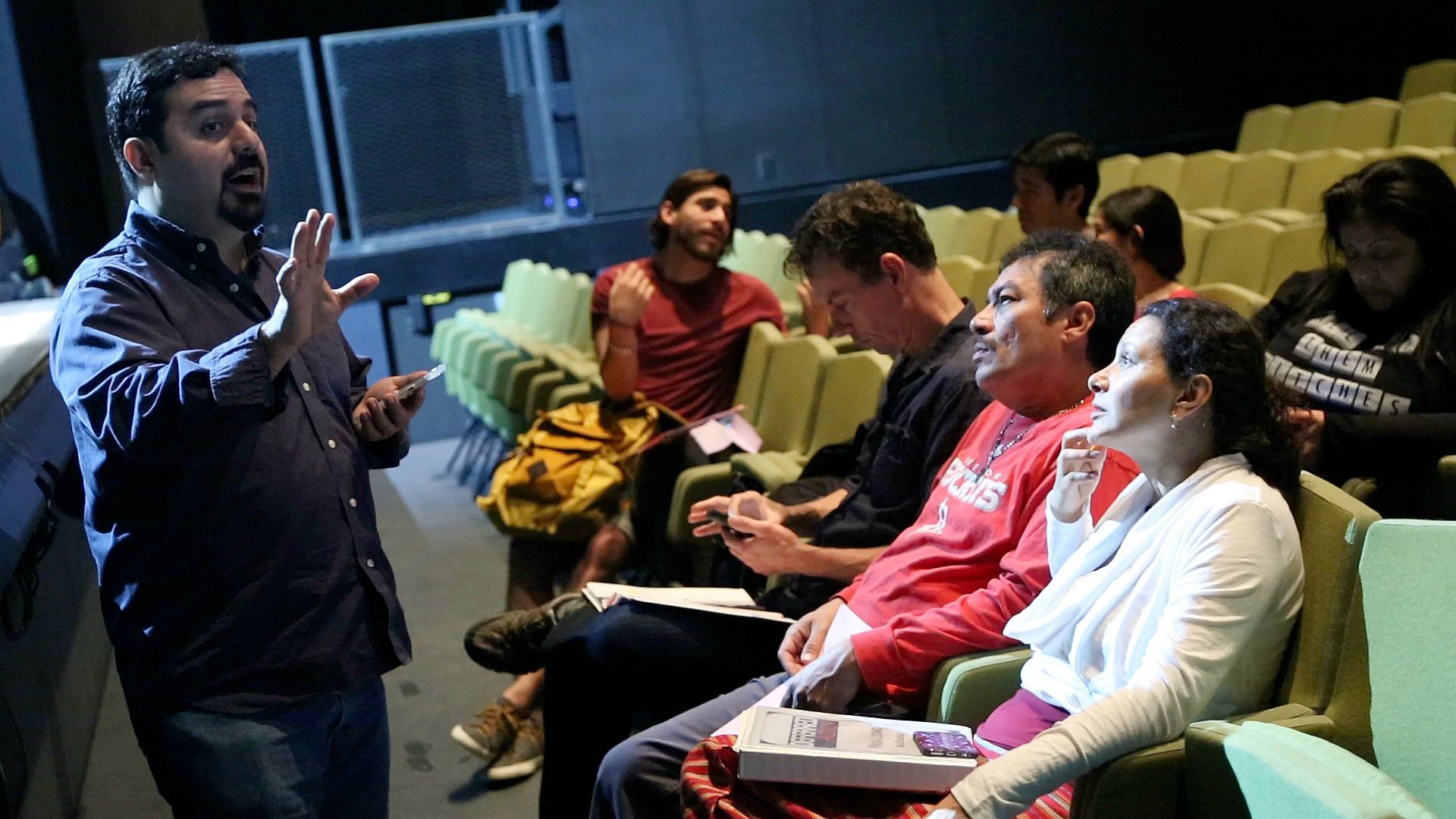 Lozano directing