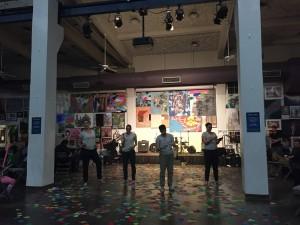 TWU Dancers at Arts All Night 2016