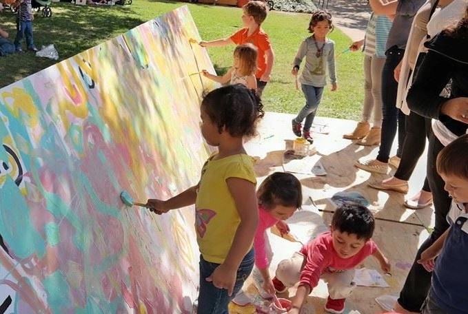 Welcome Dallas Arts Week at ArtsRock! Photo: NorthPark Center