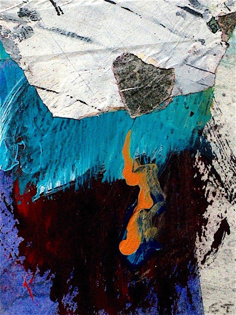 Avalanche by Cecilia Thurman