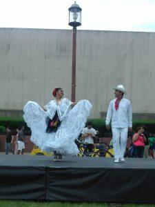 Anita Martinez Ballet Folklorico. Photo: CAP