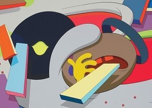 Kaws, WHERE THE END STARTS
