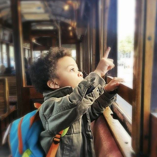 Hop aboard the M-Line Trolley. Photo: McKinney Avenue Transit Authority/tciabbi
