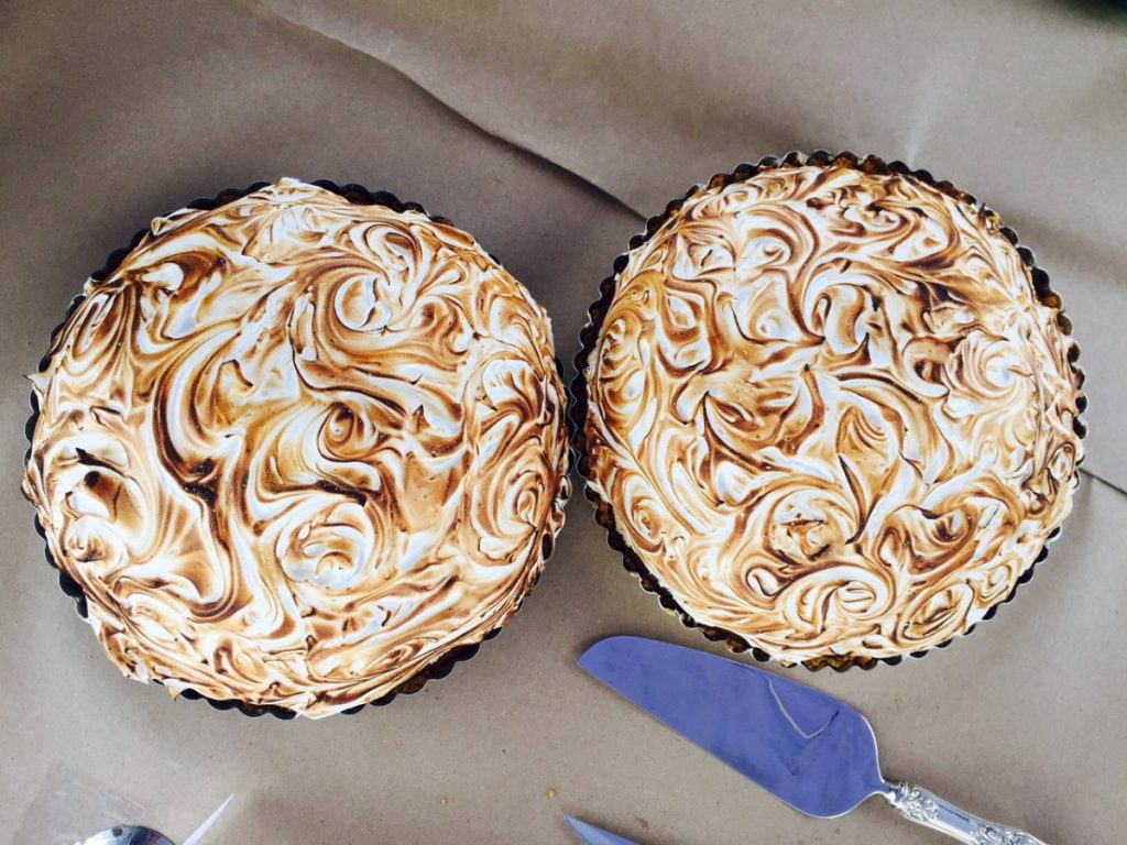 Try out pie baking skills this weekend. Photo: Good Local Markets