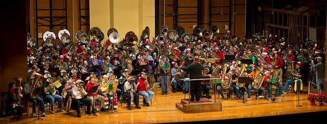2014 Tuba Christmas - Fort Worth Photo: .flickr.com/photos/30791749@N07/