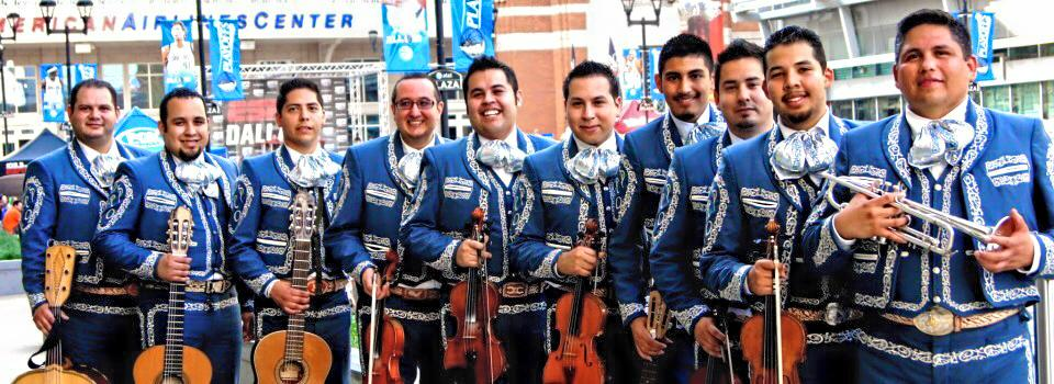 It's a Mariachi Christmas at the Marine Theater this weekend. Photo: Mariachi de Oro