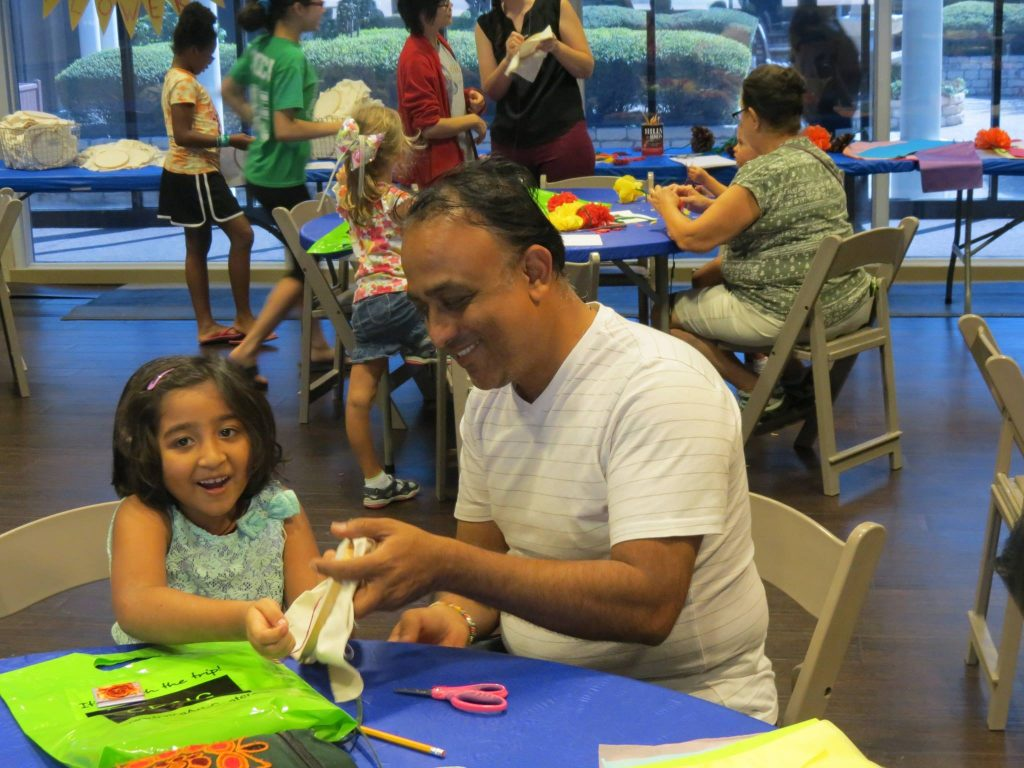 Get artsy-fartsy at Sunday Funday. Photo: Irving Arts Center