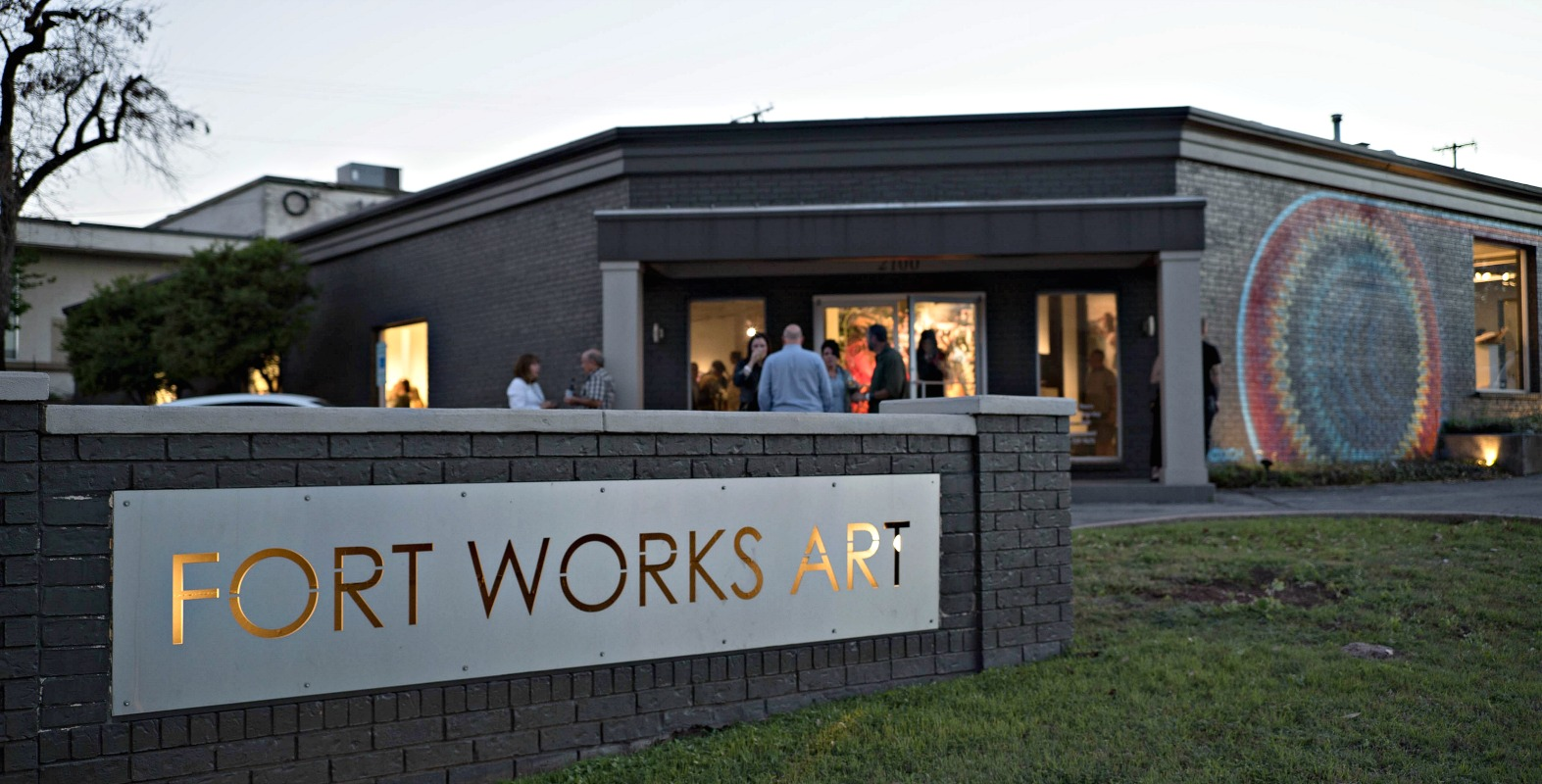 Fort Works Art in Fort Worth, North Texas