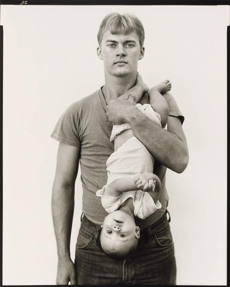 Kids will look at Instagram in a whole new way after they see Richard Avedon's work. Photo: Amon Carter Museum of American Art