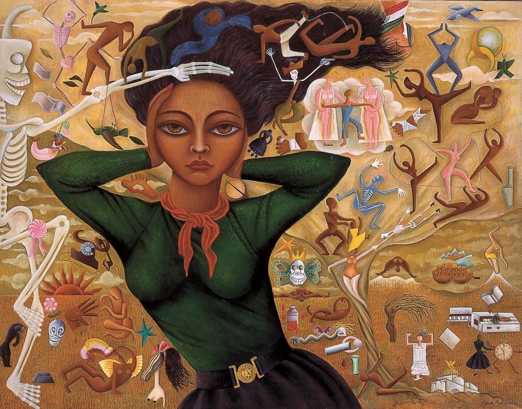 Rosa Rolanda _Self-Portrait (Autorretrato)