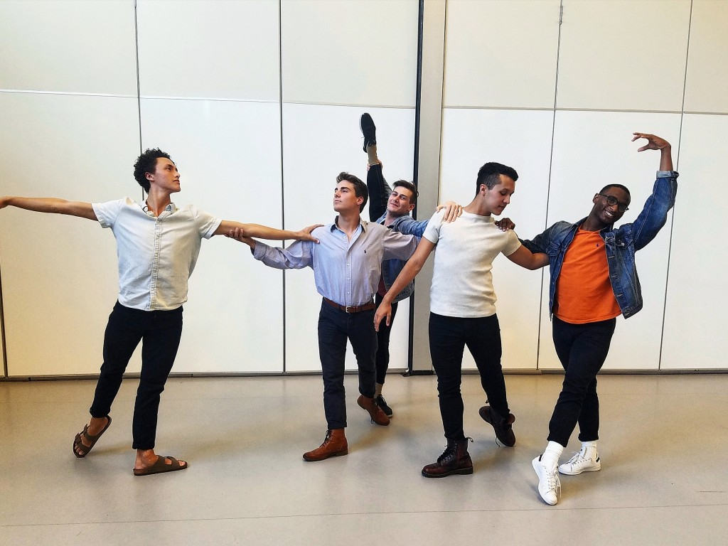 These Five Young Men Were Bullied For Being Dancers. Now, They're Headed To Juilliard.  Art