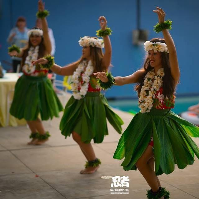 Photo: Grace Hula Dance