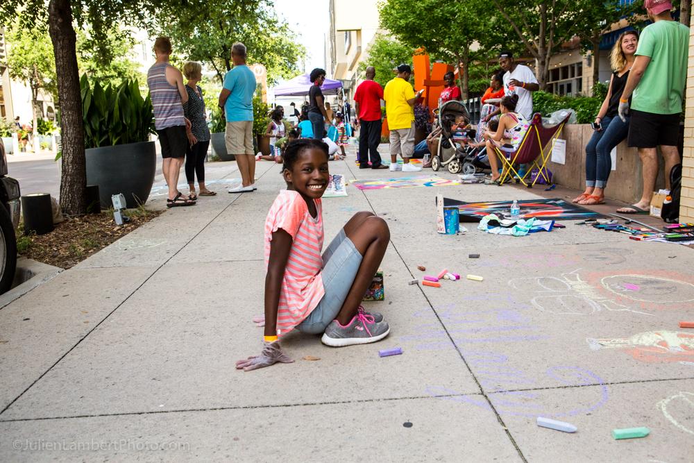 Photo: Crockett Row at West 7th