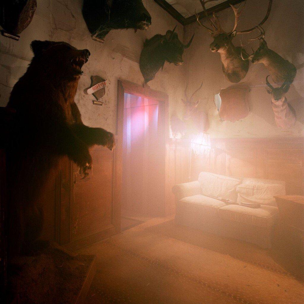 """""""Trophy Room"""" - Bates Motel - Glen Mills, PA Photo: Misty Keasler"""