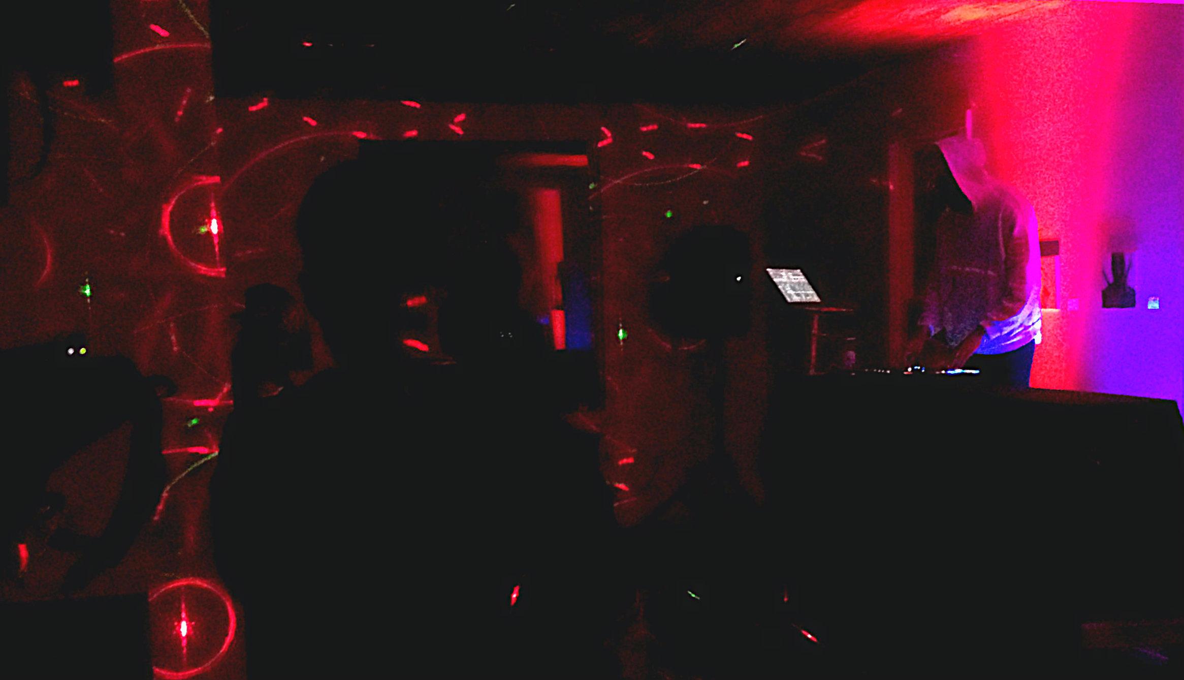 Dallas DJ Blue the Misfit