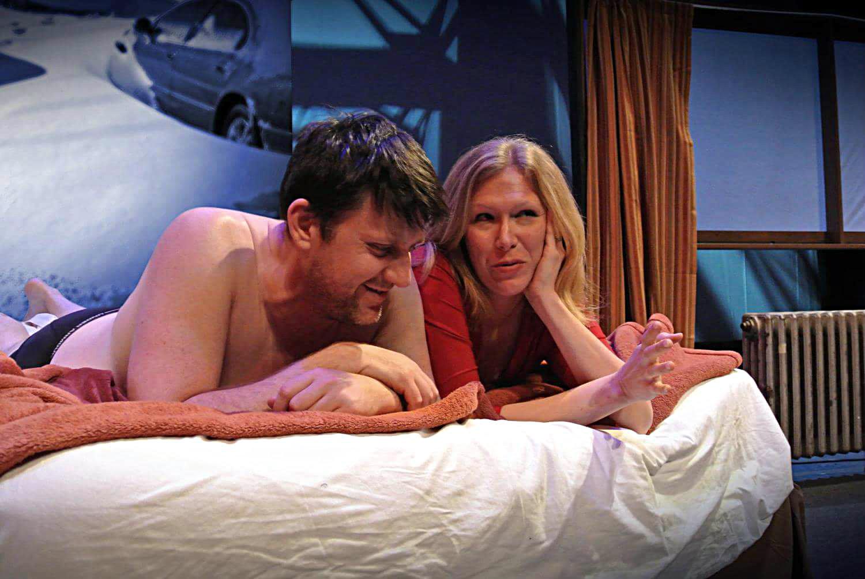 Sherry Jo Ward and Thomas Ward in 'International Falls.'