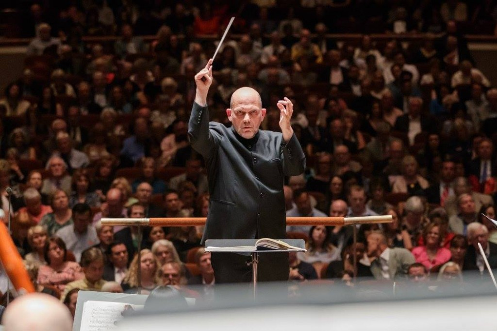 Jaap van Zweden Photo: Dallas Symphony Orchestra