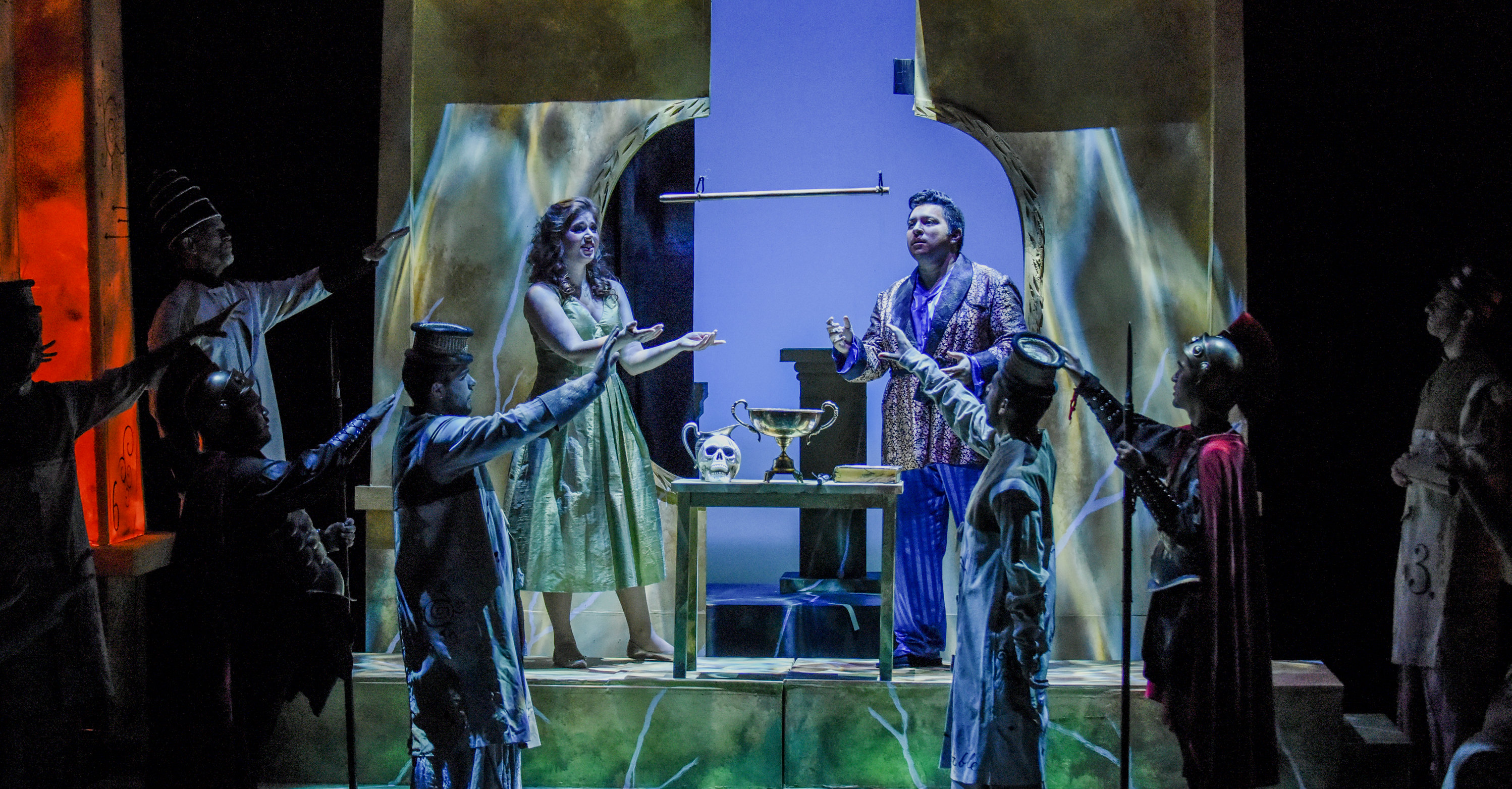 UNT's 'The Magic Flute'