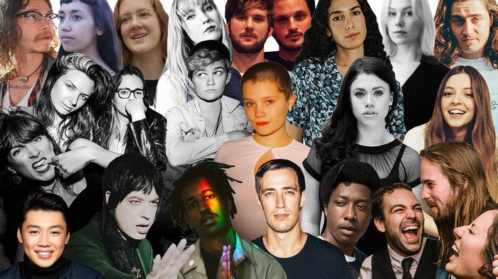 NPR's 2018 Slingshot Artists