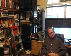 Timothy Jackson, UNT music professor. Photo: Bill Zeeble.