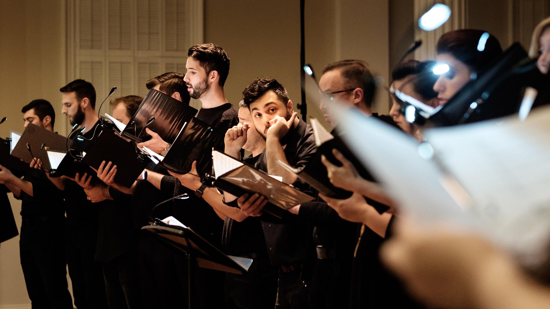 Verdigris Ensemble Is A Choir With Stars In Their Eyes Art Seek  # Ensembles Tv
