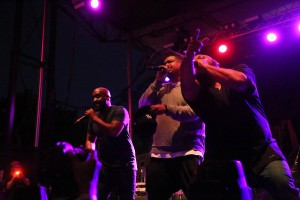 De La Soul at Fortress Festival in Fort Worth Photo: Christopher Connelly | KERA News