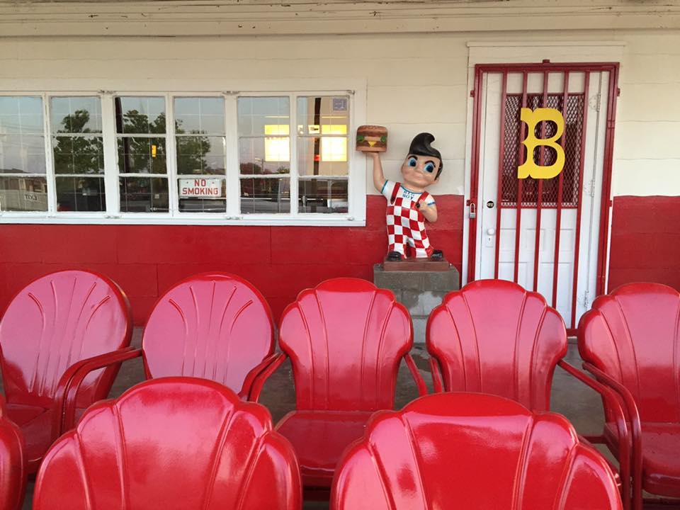 Photo: Brazos Drive-In Theatre