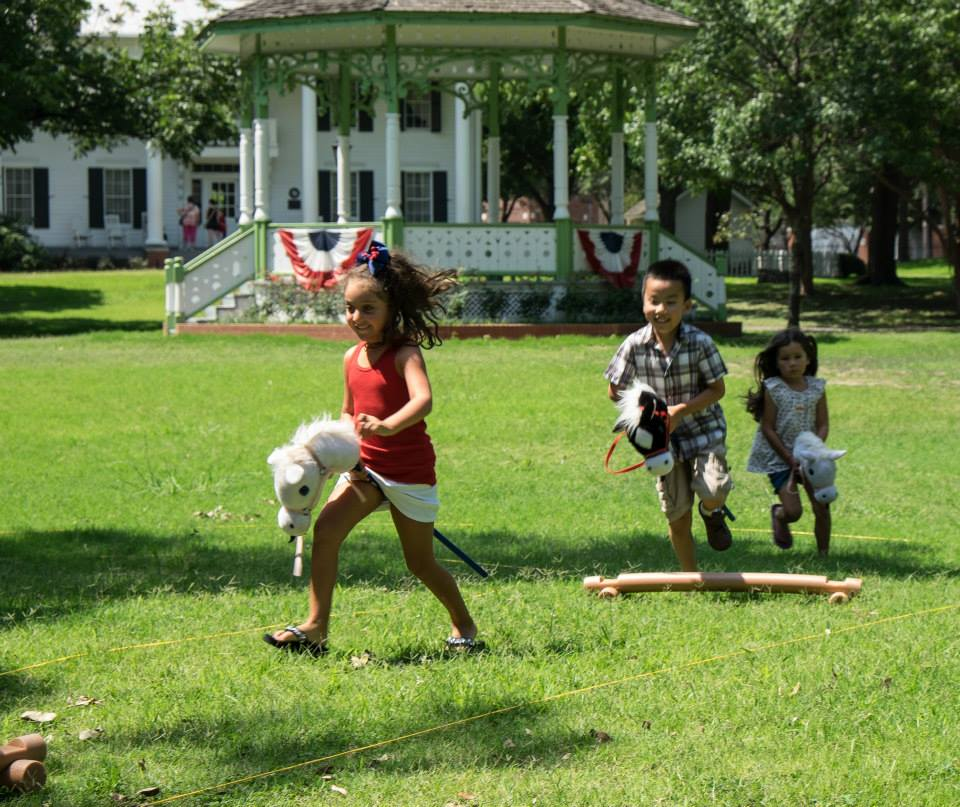 Photo: Dallas Heritage Village at Old City Park