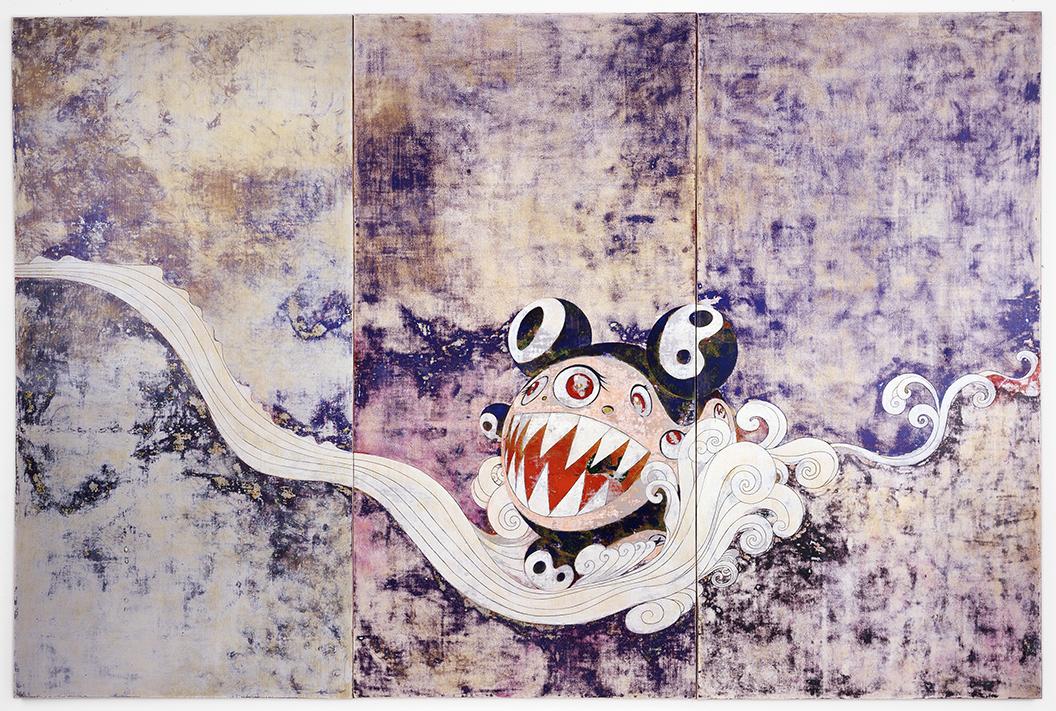"""""""727, 1996"""" - Takashi Murakami Photo: Tom Powell Imaging"""